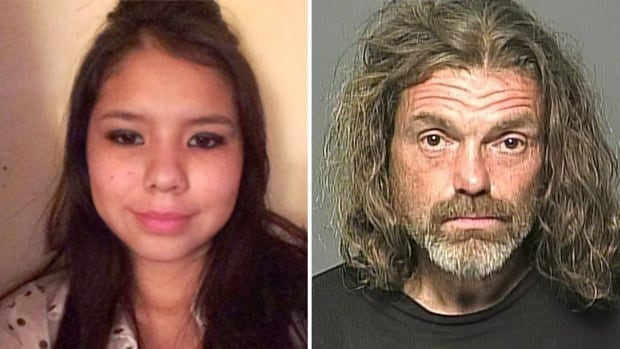 Raymond Cormier, 53, is charged with second-degree murder in the death of Tina Fontaine, 15, whose body was found in Winnipeg's Red River in August 2014.