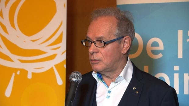 Simon Brault, president and CEO of the Canada Council for the Arts, called the $1.9 billion set aside in the March federal budget for arts and culture is an 'unprecedented' reinvestment.