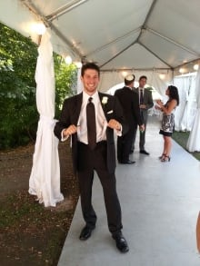 Reid Bricker wedding