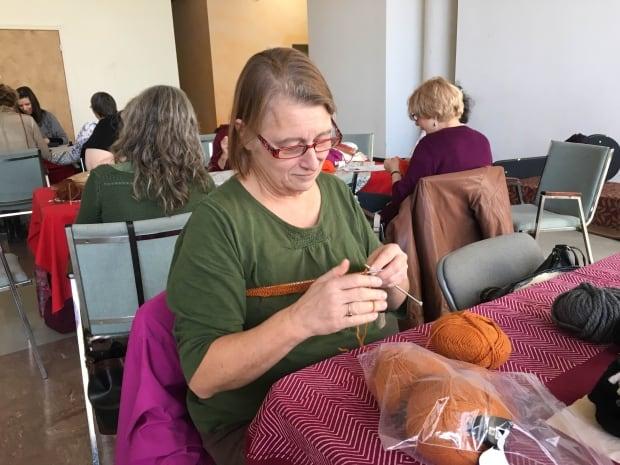 knitting ndg
