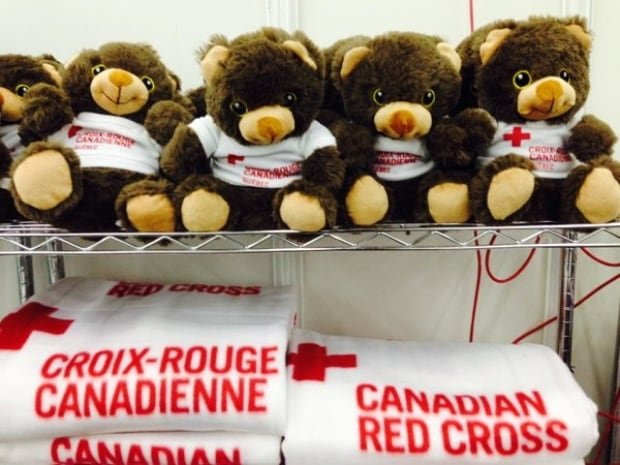 refugees teddy bears montreal
