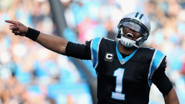 Star quarterback Cam Newton has led Carolina's charge into the Super Bowl.