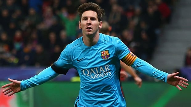 Lionel Messi is looking to lead Barcelona to its sixth Champions League title.