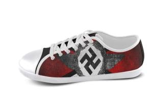 Amazon Nazi shoe