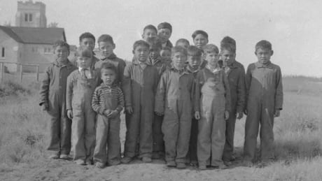Inuit residential school
