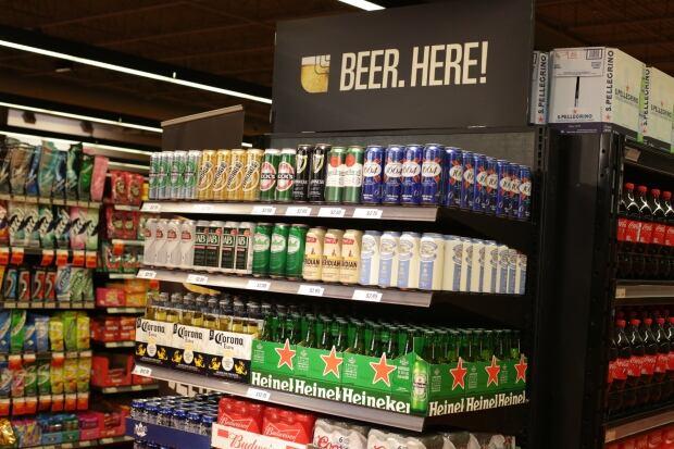 Toronto Loblaws Beer
