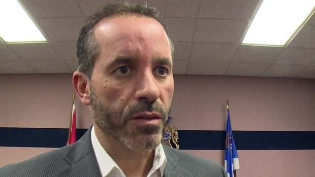 Coun. Bill Marra says he will have to rescind his membership at the Caboto Club unless it allows women on the board.