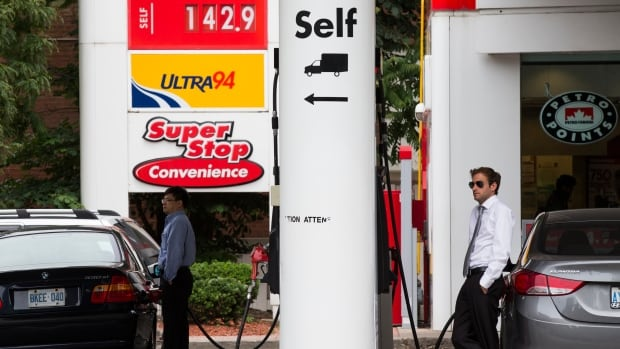 Prices at the pump have fallen since 2014, but critics say they are still too high.