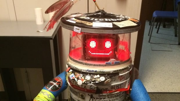 HitchBOT's second incarnation was destroyed by vandals in Philidelphia earlier this year, but the earlier version of the hitchhiking robot has been acquired by the Canada Science and Technology Museum in Ottawa.
