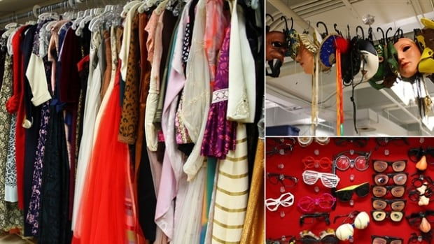 Radio-Canada's 90,000-piece costume collection will be moving to a new home in April 2016.