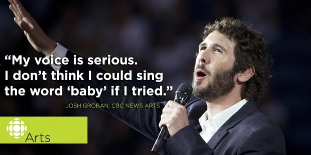 Josh Groban - quote