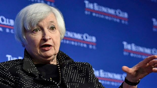 Federal Reserve Chair Janet Yellen opted to keep the central bank's benchmark lending rate where it is on Wednesday.