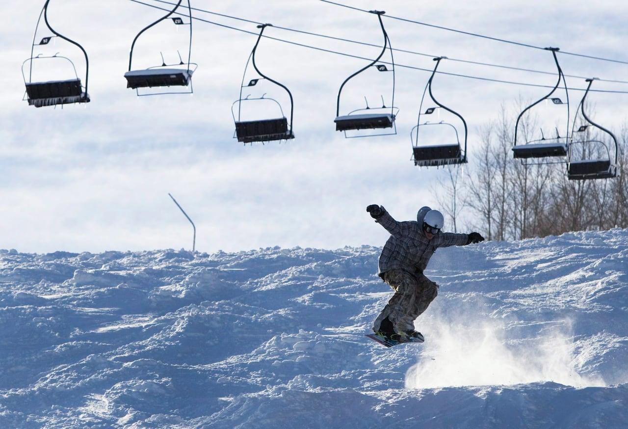 Blue Mountain ski resort to reopen summer activities this weekend