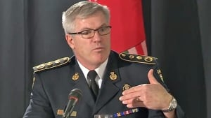 OPP  Commissioner Vince HAWKES