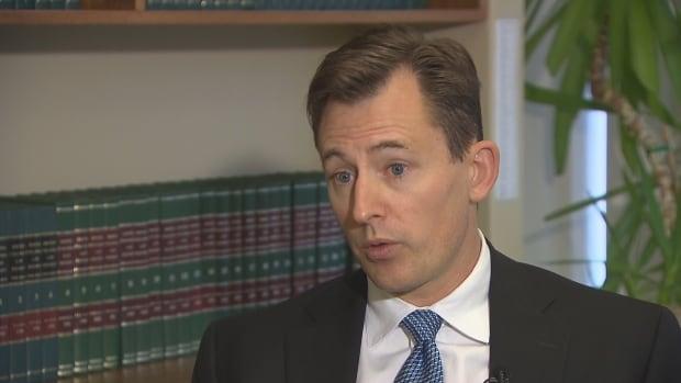 Lawyer Scott Stanley