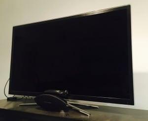 Toppling TVs