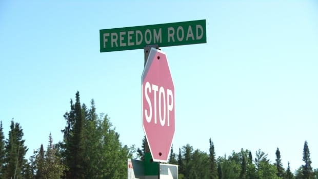 Shoal Lake 40 First Nation has dubbed its new access road Freedom Road, which is now set for completion by March 2019.