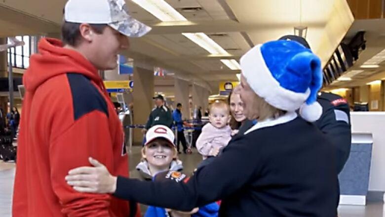 Westjet christmas deals on gift
