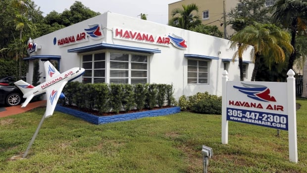 The office of Havana Air in Miami could see more patrons in the coming months as the U.S. and Cuba reached an understanding Wednesday that could restore regular commercial flights between the countries.