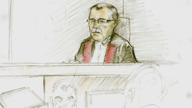 18 no-shows for Oland jury duty fined $300 each | CBC News