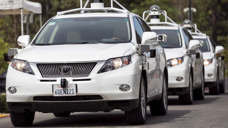 Autonomous-car technology makes room for distracted drivers