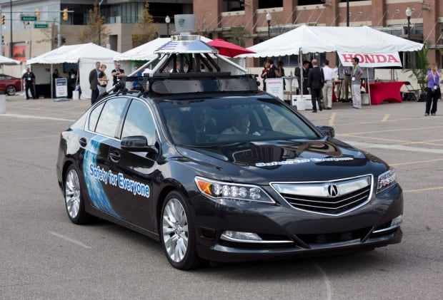 Proposed Self Driving Car Regulations Unveiled By
