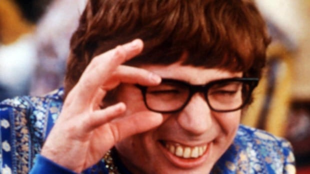 "The ""grotesque smile"" of Mike Myers' ""Austin Powers"" character has reinforced the popular belief in the U.S. that Americans have far superior teeth to the English."