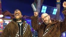Wookiee fans