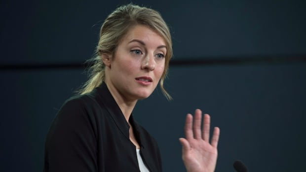 Canadian Heritage Minister Mélanie Joly is consulting Canadians on the future of the news media industry.