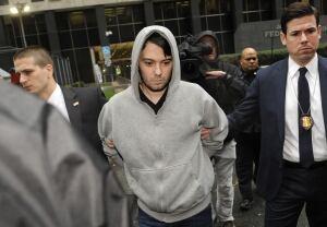 martin shkreli arrest
