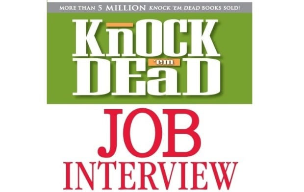 Knock  'em Dead: the ultimate job search guide, 2015