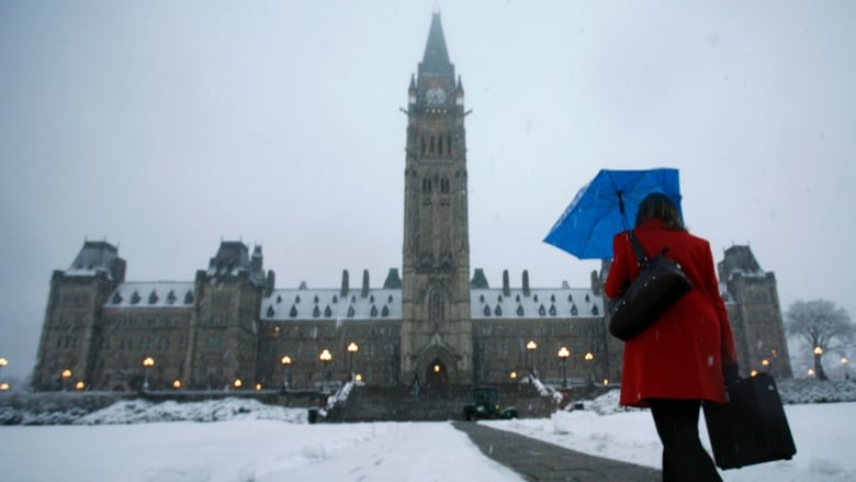 Covering Parliament Hill during construction: Worth the cost
