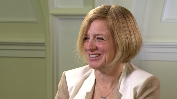 Rachel Notley year-end interview