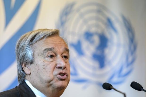 Antonio Guterres United Nations