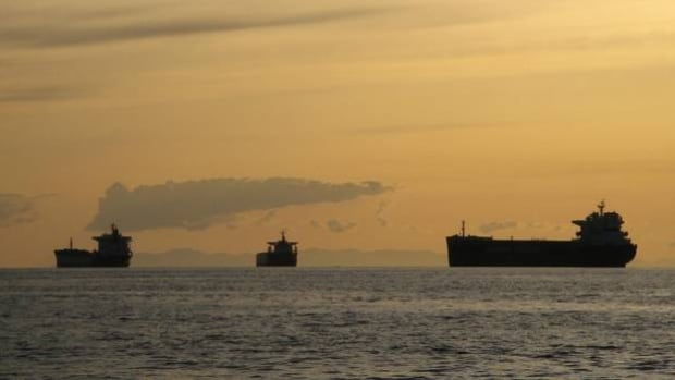 TransCanada's amended application to the National Energy Board says the number of tankers in the Bay of Fundy would increase from 115 to 281 a year.