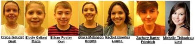 The Sound of Music' Moncton cast announced | CBC News