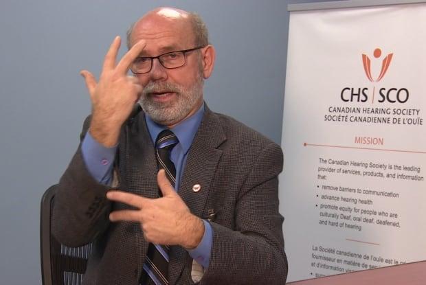 gary malkowski canadian hearing society vice president