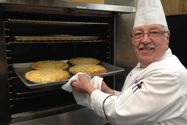Chef Hans Anderegg Culinary Institute of Canada