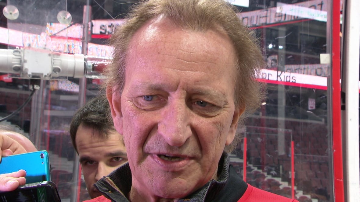 Senators owner Eugene Melnyk statement on LeBreton   NHL.com