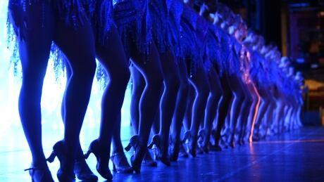 New life on the kick-line: Edmonton dancer joins the Rockettes