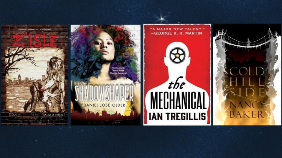 Discover the best science fiction and fantasy books of 2015 with these recommendations from our panel.