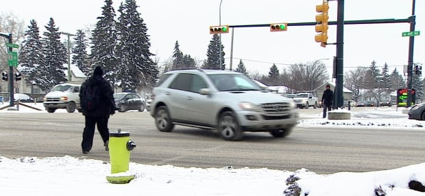 Calgary intersections dangerous in winter