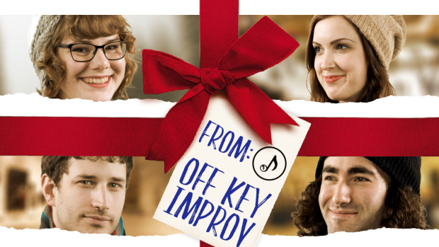 Vancouver's Off Key Improv have created a new musical improv show called Love, Musically, in tribute to Christmas movie mainstay Love, Actually. Naturally.