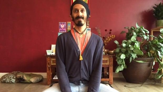 Kevin Naidoo teaches at and runs the Yerrama Yoga Sanctuary in Saskatoon.