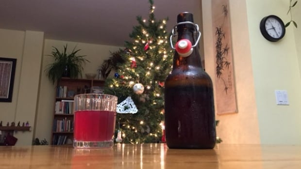 If you make Kombucha a substitute for beer, it could go a long way at improving your holiday health.