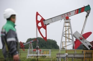 pumpjack oil