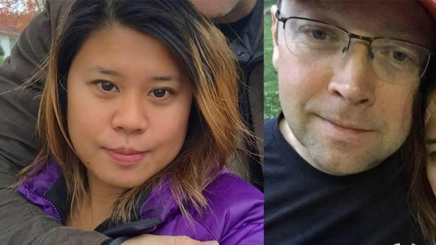 Police said Tuesday that a fetus found outside a building where Precious Charbonneau, 33, and her husband Robert Giblin, 43, were found dead was a DNA match to the woman.  The fetus was found three days following the murder-suicide.