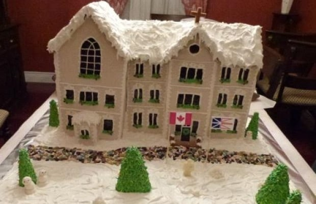 Gingerbread St. Bon's