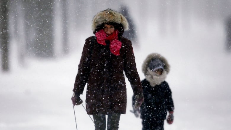 Special weather statement for Toronto with snow on the way