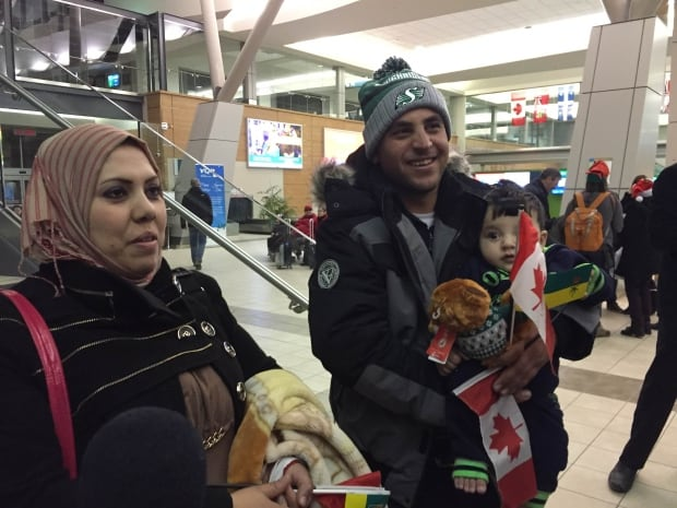 Syrian refugees regina saskatchewan